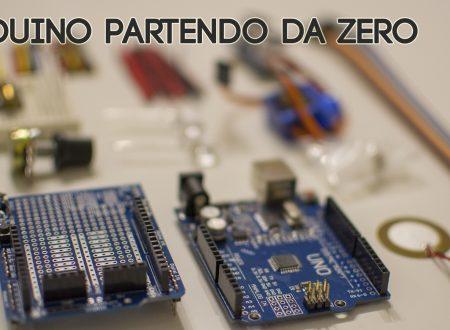 TUTORIAL – Arduino Partendo da Zero