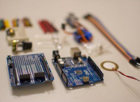 Concetto di programmazione ad oggetti – Classe e Oggetti con Arduino