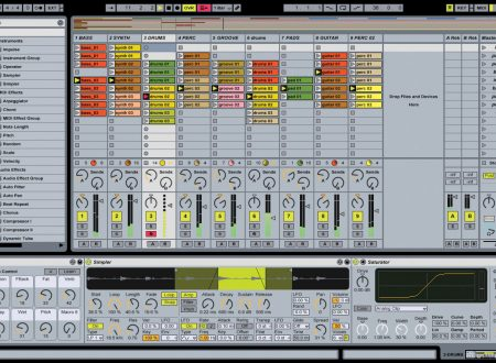 Controller MIDI Arduino e Ableton Live
