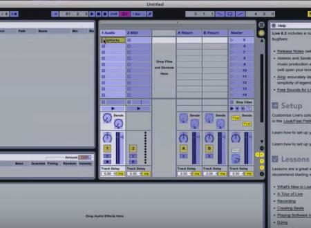 Controller MIDI e Ableton su Mac OS X