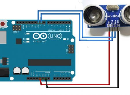 [TUTORIAL] Misurare la distanza con Arduino – HR-SR04 Sensore Ultrasuoni