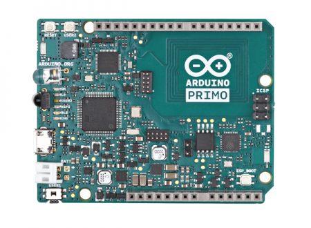 Arduino Primo –  NFC – IR – Bluetooth – WiFi – ESP8266