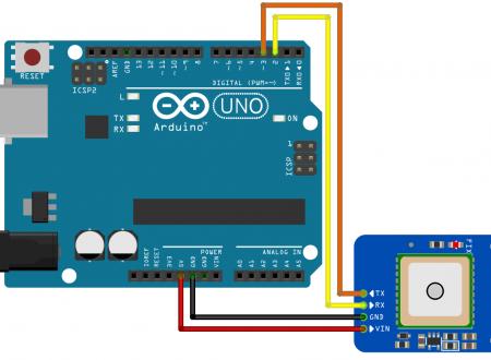 [TUTORIAL] Semplice localizzatore GPS con Arduino