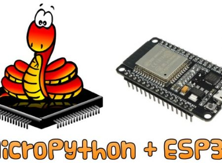 Programmare ESP32 con MicroPython